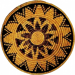 Havasupai Indian Basket