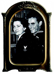 Mary and Dick Farrell