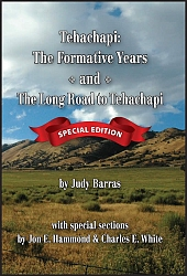 Book release party for the new release of Judy Barras' combined books on the history of the Tehachapi area.