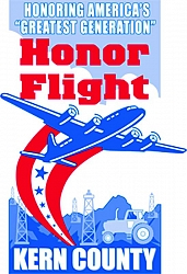 The first Honor Flight by George T. Sandy, Sergeant USMC 1945-1949