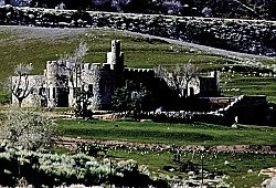 Built in the 1920s the castle cost an astronomical $175,000 to build!