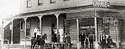 This lodging place was to be called the Tehachapi Hotel by its first owner, Louis Vidaillet