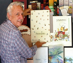 A collection of some of the most beautiful and expensive menus ever produced in America will be on display this summer at the Tehachapi Museum beginning June 2. Tehachapi resident Gene Stirm created all of the menus.