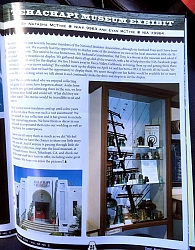 The collection of insulators currently on exhibit in the Community Case at the museum was recently featured in Drip Points, a national, quarterly magazine. The insulators belong to Evan McTyre, Del Troy's grandson, and his wife Natasha.