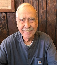 In Memoriam - Harold Cox, 1935-2019. Loyal friend and dedicated volunteer