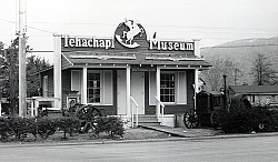 Tehachapi Museum on G Street opened in 1973