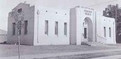 1982 - Tehachapi Heritage League leased present museum building from the City — the original Tehachapi Branch of the Kern County Library